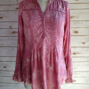 Vintage America Blues tunic